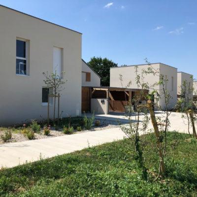Construction de 17 logements