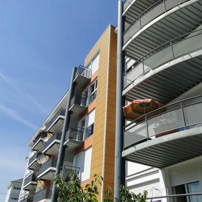 Réhabilitation de 170 logements