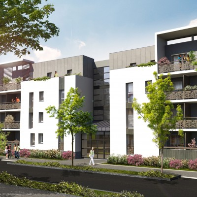 Construction de 43 logements