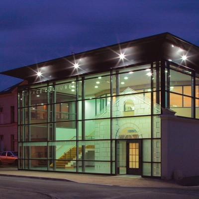 Médiathèque et Salle Culturelle